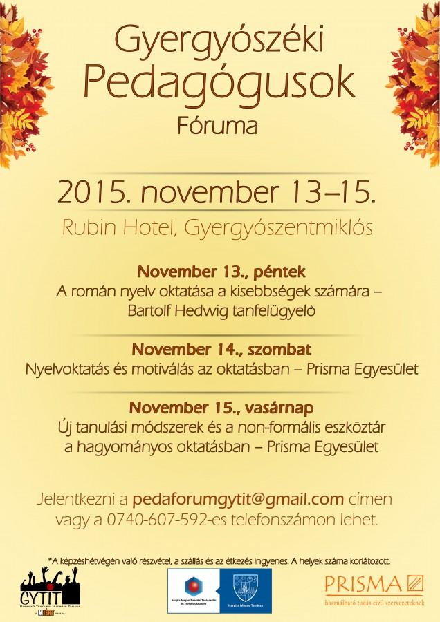 Pedagogus_forum