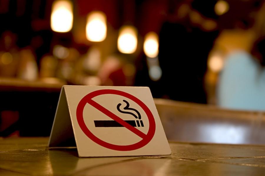dohányzásellenes törvény szövege