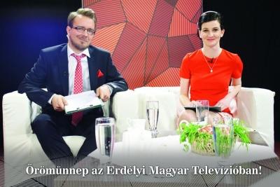Oromunnep az Erdelyi Magyar Televizioban