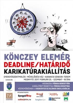 konczey_karikatura_kiallitas1
