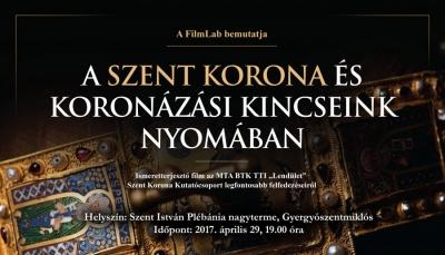 Szent_Korona_film_plakat_MTA_FilmLab_hivatalos_B1meret Gyergyoszentmiklos1