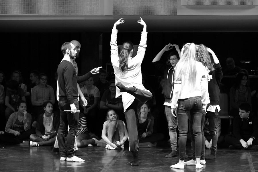 Kaszner Nikolett - Ki vagy te kortárs tánc kicsi