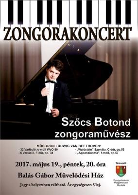zongorakoncert