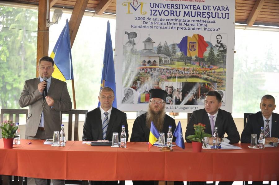 Universitatea de Vară Izvoru Mureşului4