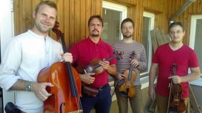 Mercurium quartet
