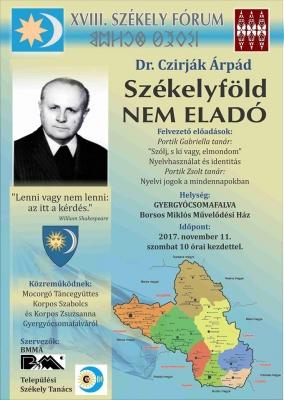szekely_forum