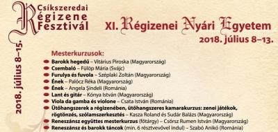 plakat_Csikszeredai Regizenei Nyari Egyetem1
