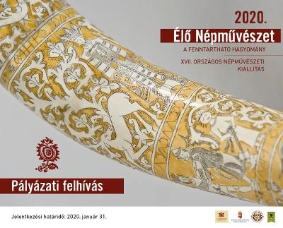 Élő_Népművészet_plakát20200117 (1)
